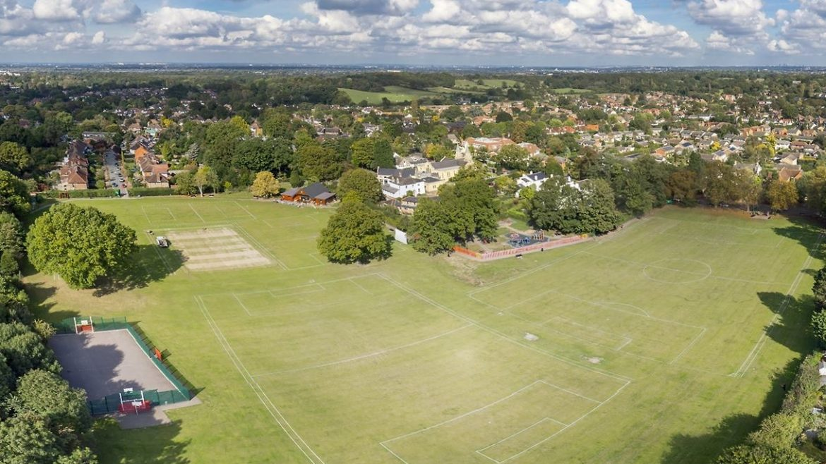claygate recreational ground
